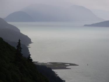 Gastineau Channel, Southeast Alaska