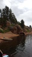 Rampart Reservoir, Colorado