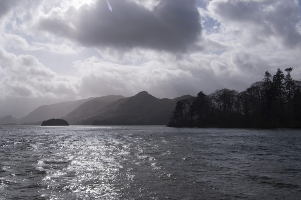 derwent water islands