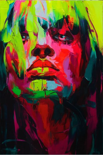 Françoise Nielly - Love her art!