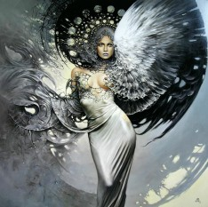 Gorgeous artwork of Karol Bak