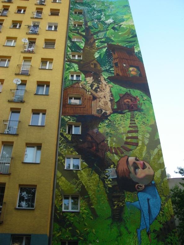 Mural by Przemek Blejzyk